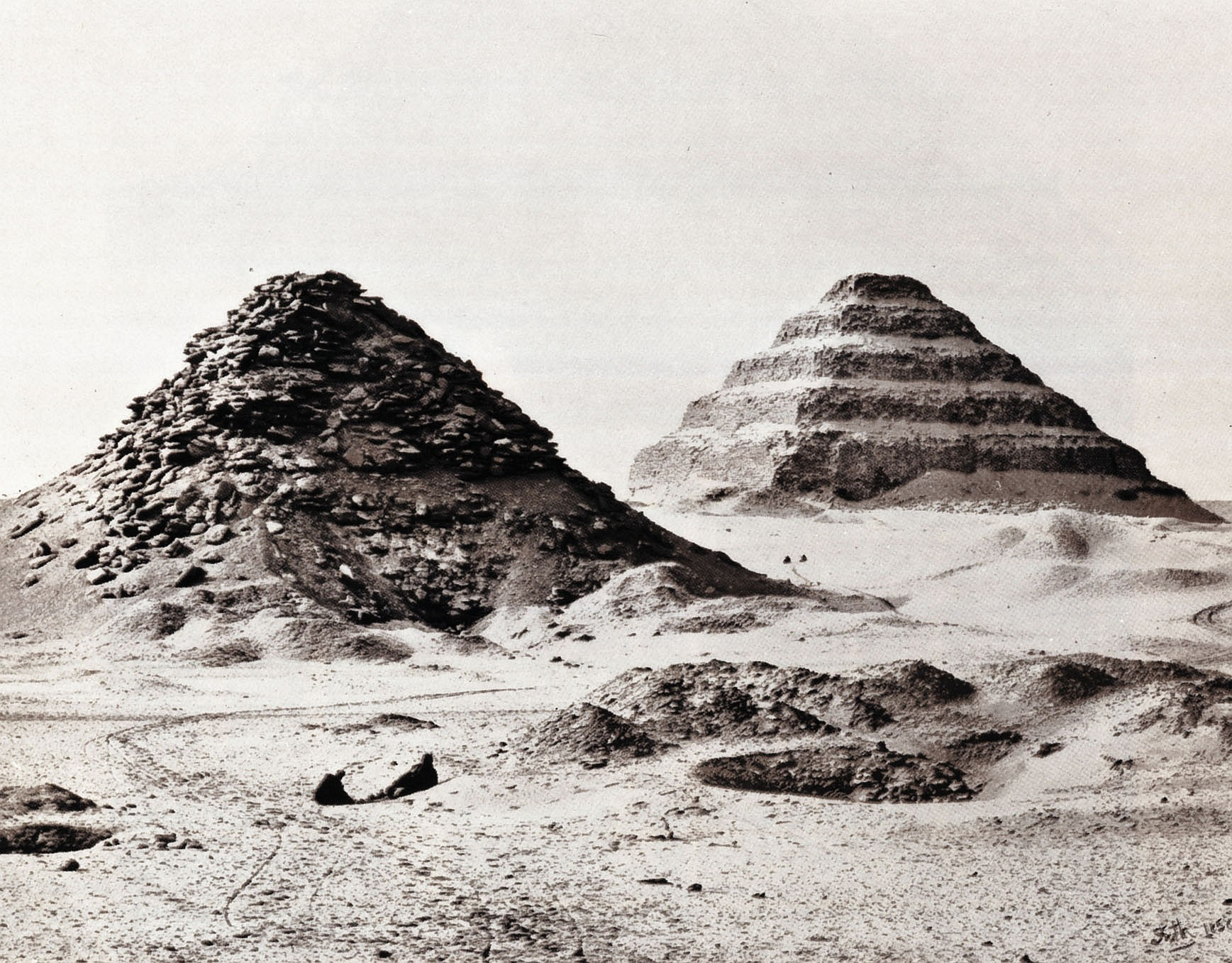 Egypt at the time of Flaubert