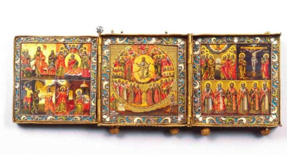 The Romanov Tsars Treasure
