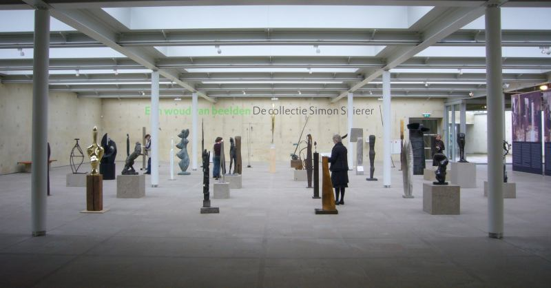 A Forest of Sculptures