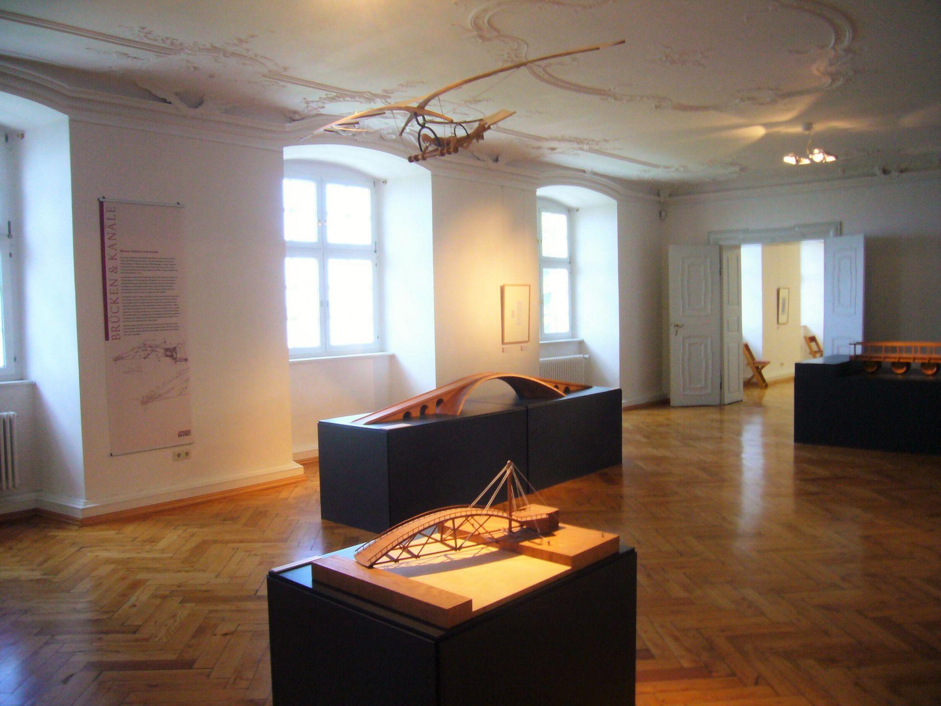 Installation view at Neues Schloss Meersburg, Germany